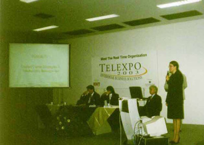 1_Evento_AltoContato_Telexpo_Advanstar_2003